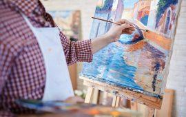 Зона для художников